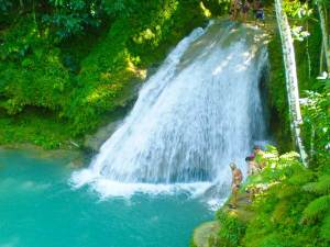 Blue Hole & Secret Falls, Ocho Rios