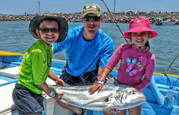 Sportfishing Summer Months, Loreto Baja California Sur Loreto Sea and Land Tours