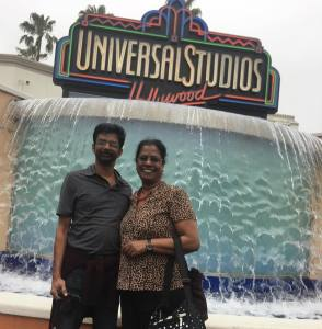 Universal Studios on a los Angeles Tour