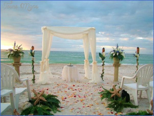 The Best Florida Wedding Destination  ToursMapscom