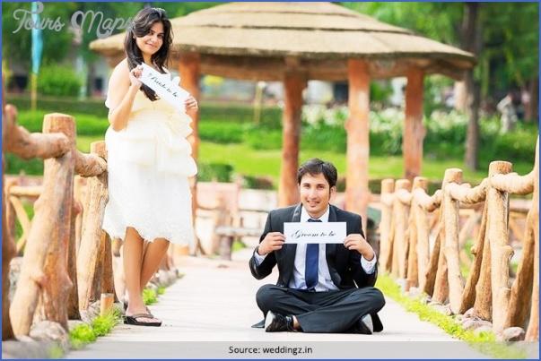 Best Pre-Wedding Photoshoot Ideas