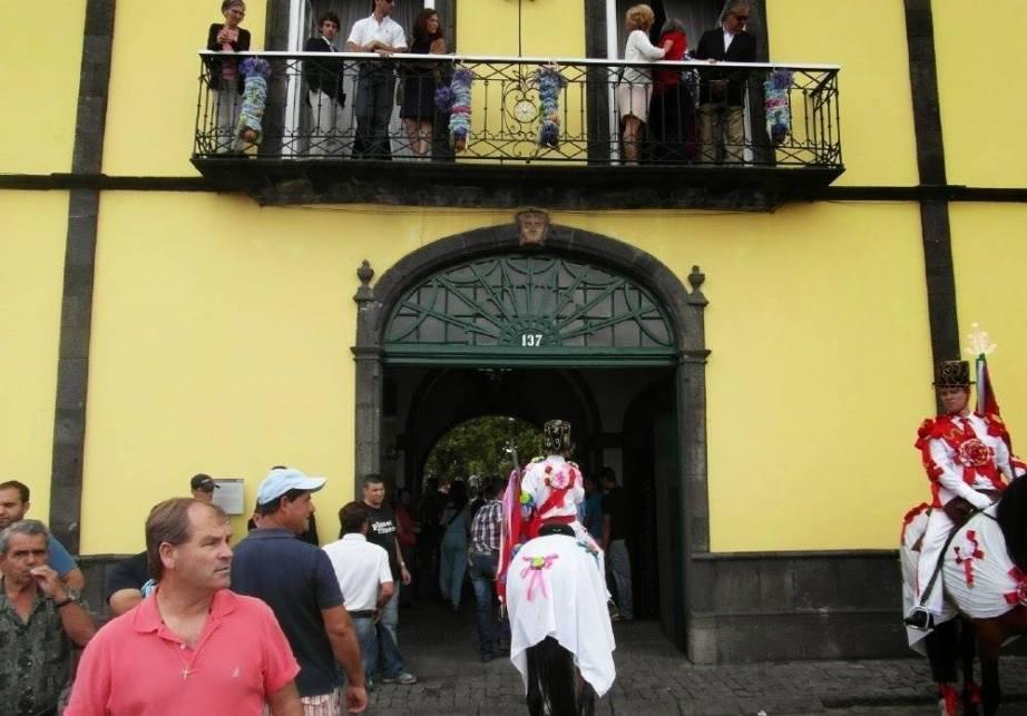 Azores Mansion Ribeira Seca Sao Miguel Island Mafoma Hermano Mota