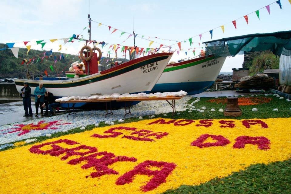 Azores Fishing Boats Sao Miguel Island Tours