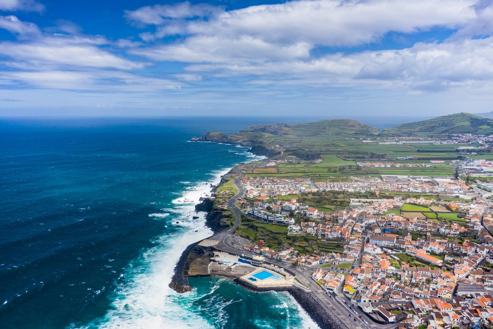 Azores Atlanticoline Beach Hotel Resort