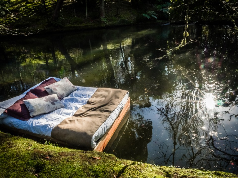 azores islands camping sao miguel lakes