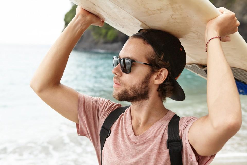 madeira surf billabong ocean beach