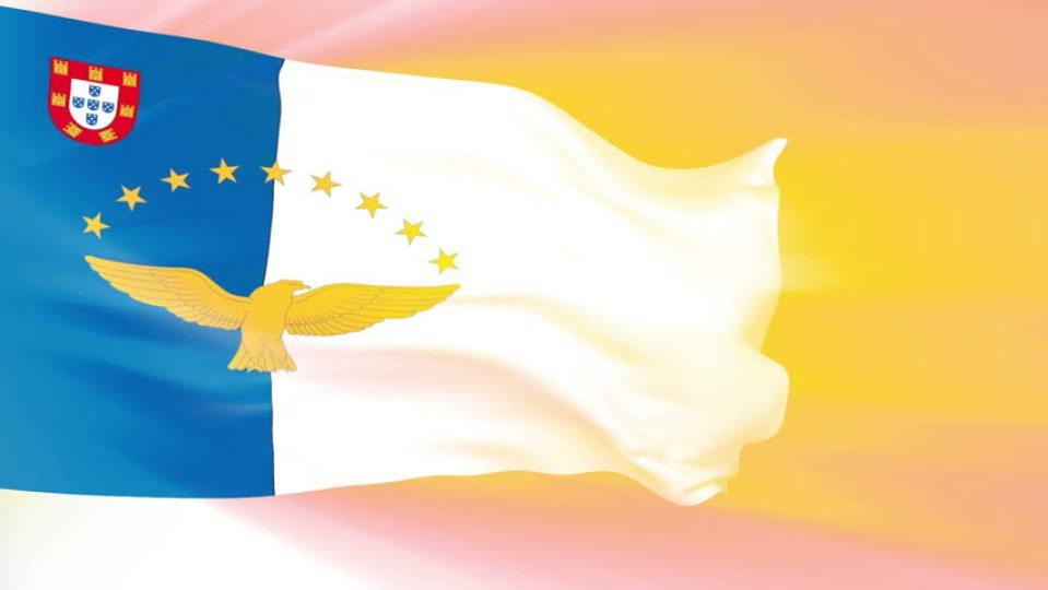 azores flag history
