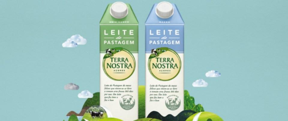 Leite-de-Pastagem dos acores milk from the azores islands sao miguel