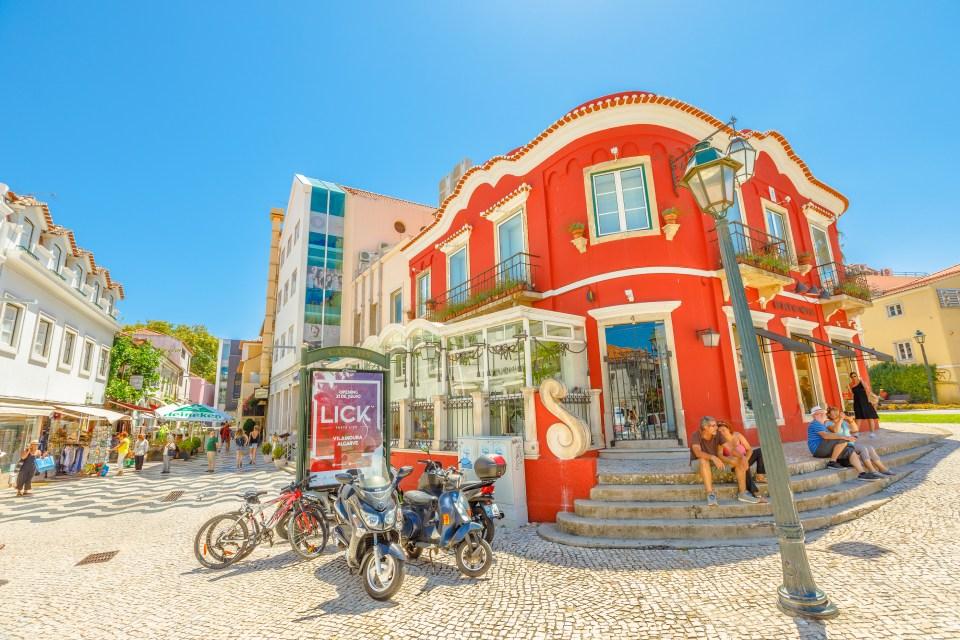 azores tours Cascais-Portugal summer portuguese riviera store