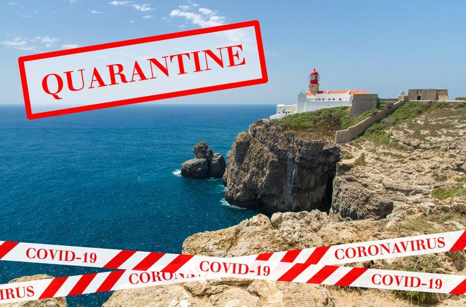 Azores Covid 19 Quarantine Travel