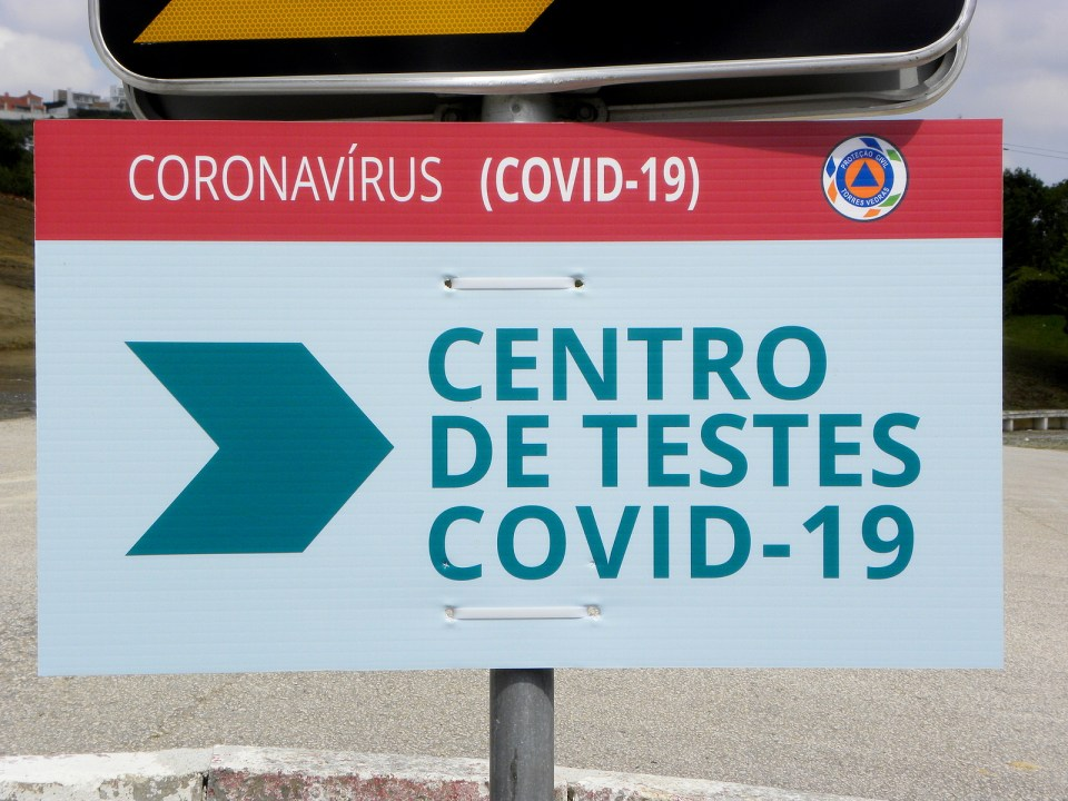 covid 19 tests azores islands