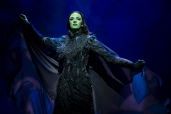 Talia Suskauser in the North American Tour of Wicked. Photo by Joan Marcus, 2017.