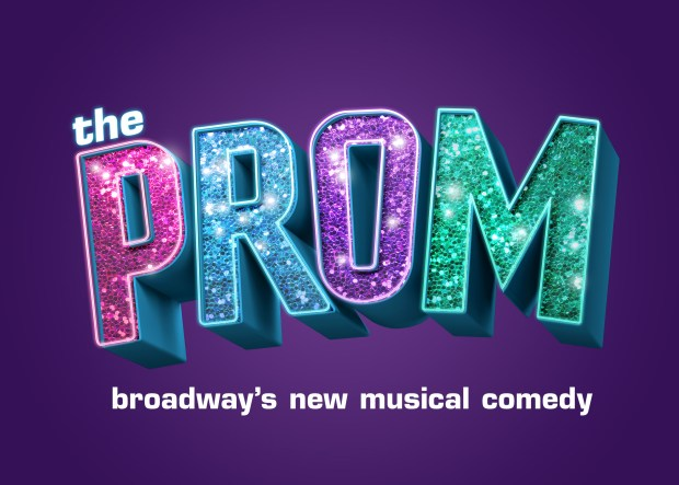 THE PROM - Logo Artwork