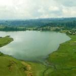 Menilik Keindahan Danau Sidihoni di Pulau Samosir