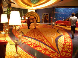Burj Al Arab inside view