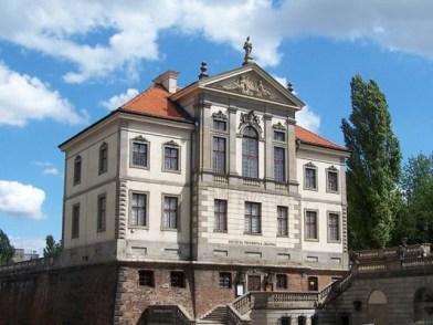 F. Chopin Museum in Ostrogski Castle