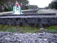 Treblinka monument