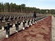 Palmiry cemetery