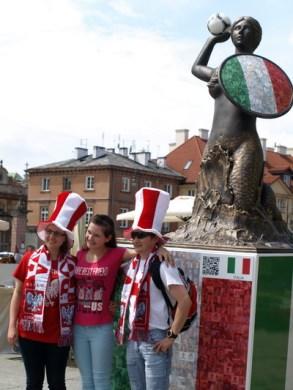 Euro 2012 Mermaid