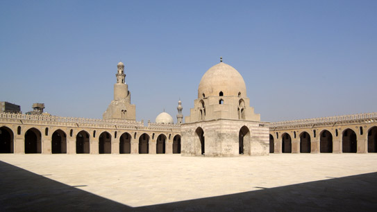 Nhà thờ Hồi giáo Ibn Tulun (Nhà thờ Hồi giáo Ibn Tulun)