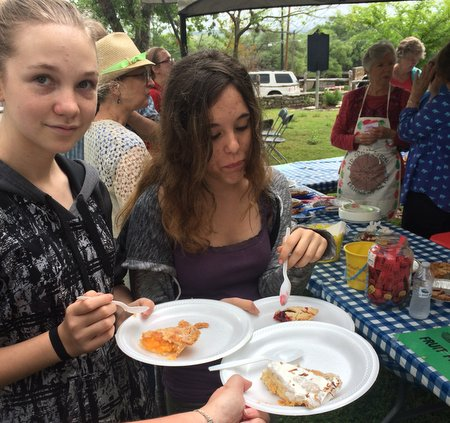 Go Pie Crazy at the Wimberley Pie Social – April 8