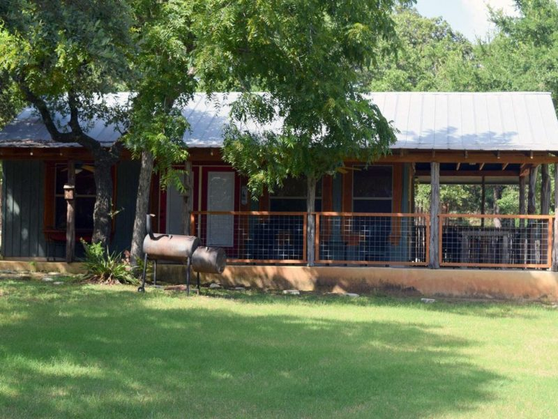 vacation rental in wimberley texas