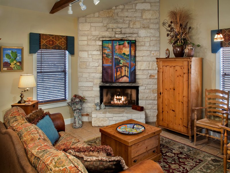 Vacation Rental in Wimberley with pool and hot tub