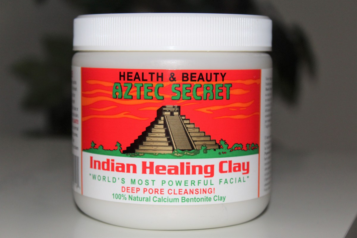 Aztec Secret Indian Healing Clay Mask Review Tourwithbrielle