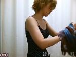 【病院盗撮動画】健康診断で次々と更衣室で着替える素人女性のリアルな着替えを隠しカメラ撮り…