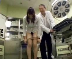 【病院隠撮動画】医療機器メーカーのセールスレディが院長に枕営業…セクハラの一部始終を隠しカメラ撮りww
