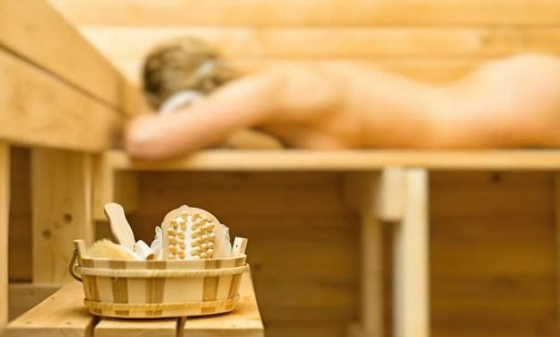 Ambiance sauna