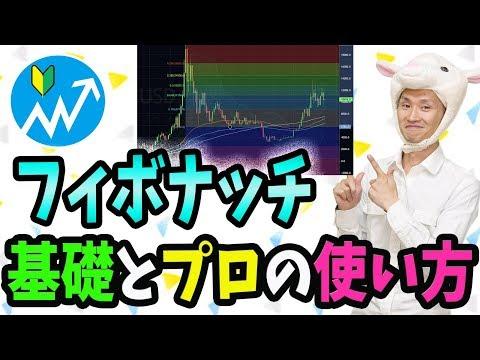 【初心者】フィボナッチを使えば、FXや株で儲かる【プロが注目するポイントとは?】潜在意識と黄金比率とリトレースメント