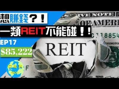 股災時的保值神器!REIT| 投資REIT要注意什麼?(一類REIT不能碰!)|CK財富自由股息投資EP17