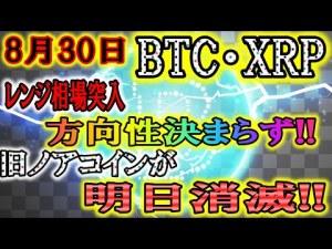 【仮想通貨】ビットコイン・リップル・ノアコイン 旧ノアコイン明日消滅!!本日中にBTCNEXTへ!!