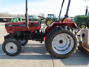 tracteur Case IH 245