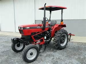 tracteur Case IH 265
