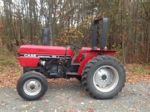 tracteur Case IH 485