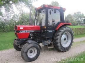 tracteur Case IH 585XL