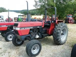 tracteur Case IH 695