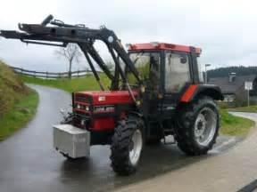 tracteur Case IH 745 XL