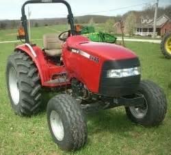 tracteur Case IH C48