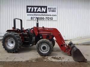 tracteur Case IH C90