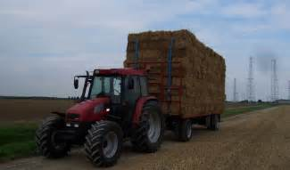 tracteur Case IH CS 86