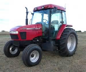 tracteur Case IH CX100