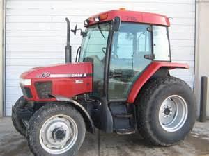 tracteur Case IH CX60