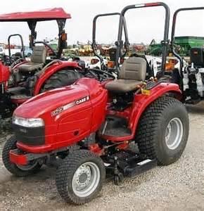tracteur Case IH DX26