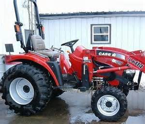 tracteur Case IH DX29