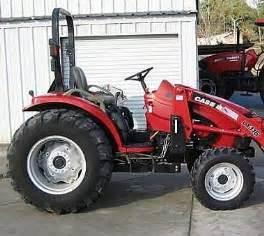 tracteur Case IH DX35