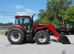 tracteur Case IH FARMALL 100C