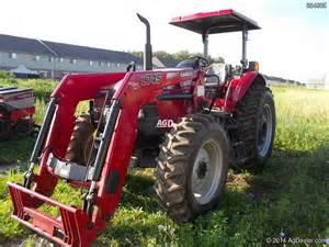 tracteur Case IH FARMALL 120A